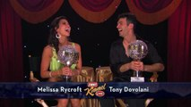 """Dancing with the Stars: All Stars"" Winners Melissa Rycroft & Tony Dovolani"