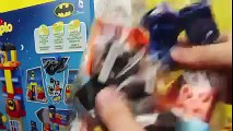 Duplo Lego Batman Superhero Batcave Adventure Catwoman Batwing Legos Toys Review