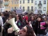 Estudantes do Ensino Superior marcham em Lisboa