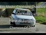On-board Eric Moulin rallye de Sombreffe 2008