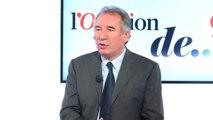François Bayrou : « Il y a une forme d'influence très marquée du Qatar sur la politique française »