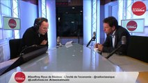 Geoffroy Roux de Bézieux, invité de l'économie de Nicolas Pierron (10.06.15)
