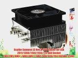 Scythe Samurai ZZ Rev.B CPU Cooler for LGA 2011/1366/1156/1155/775 and Socket FM2/FM1/AM3 /AM3/AM2 /AM2/940/939/754