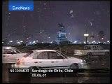 Santiago de Chile - Chile - EuroNews - No Comment