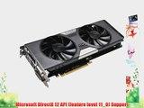 EVGA GeForce GTX 780 Dual FTW Graphics Card with ACX Cooler 3GB GDDR5 384-Bit 03G-P4-3784-KR