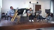 Jazz Sax Quartet
