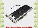 NVIDIA Quadro 4000 for Mac by PNY 2GB GDDR5 PCI Express Gen 2 x16 DVI-I DL DisplayPort and