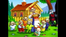 Russian Fairy Tale| Wolf and goats| Волк и Козлята | Kung Fu Russian