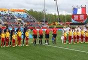 Coupe du Monde 2015 : France - Angleterre : 1-0, but et temps forts !
