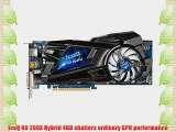 HIS IceQ R9 290X Hybrid 4GB GDDR5 PCI-E 2XDLDVI-D/DP/HDMI Graphics Cards H290XQH4GD
