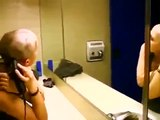 Cute Girl Shaving Her head !! Long hair Shaved   long hair shaving video