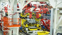 Fiat 500X / Jeep Renegade - Assembly - FCA Group Melfi Plant