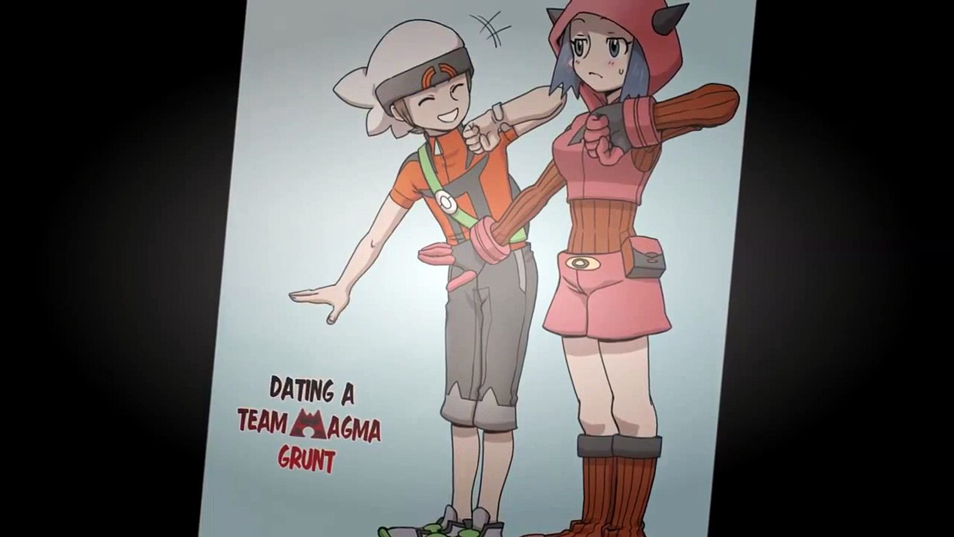 Dating ett team magma grunt 7