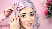 Amazing Hijab Tutorial Pretty Bow Turban   From My Ariana Grande Makeup Tutorial 480p