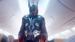 Pegasus Airlines Pre-Flight Safety Video With Marvel Heroes Thor, Iron Man, Captain America, Black Widow, Hawkeye, Loki and Odin