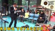 """Un """"Kawa voyageur"""" au Point Information Jeunesse (PIJ)"""