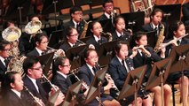 Singapore Youth Festival 2013 Concert Band - River Valley High School