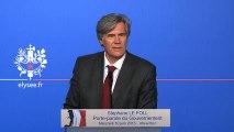 Point de presse de Stéphane Le Foll, porte-parole du gouvernement, le 10 juin 2015