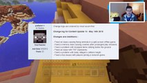 Minecraft XBOX ONE NEW UPDATE TU25 OUT NOW - XBOX1 Change Log Patch Notes Title Update 25 ♥♥2015♥♥