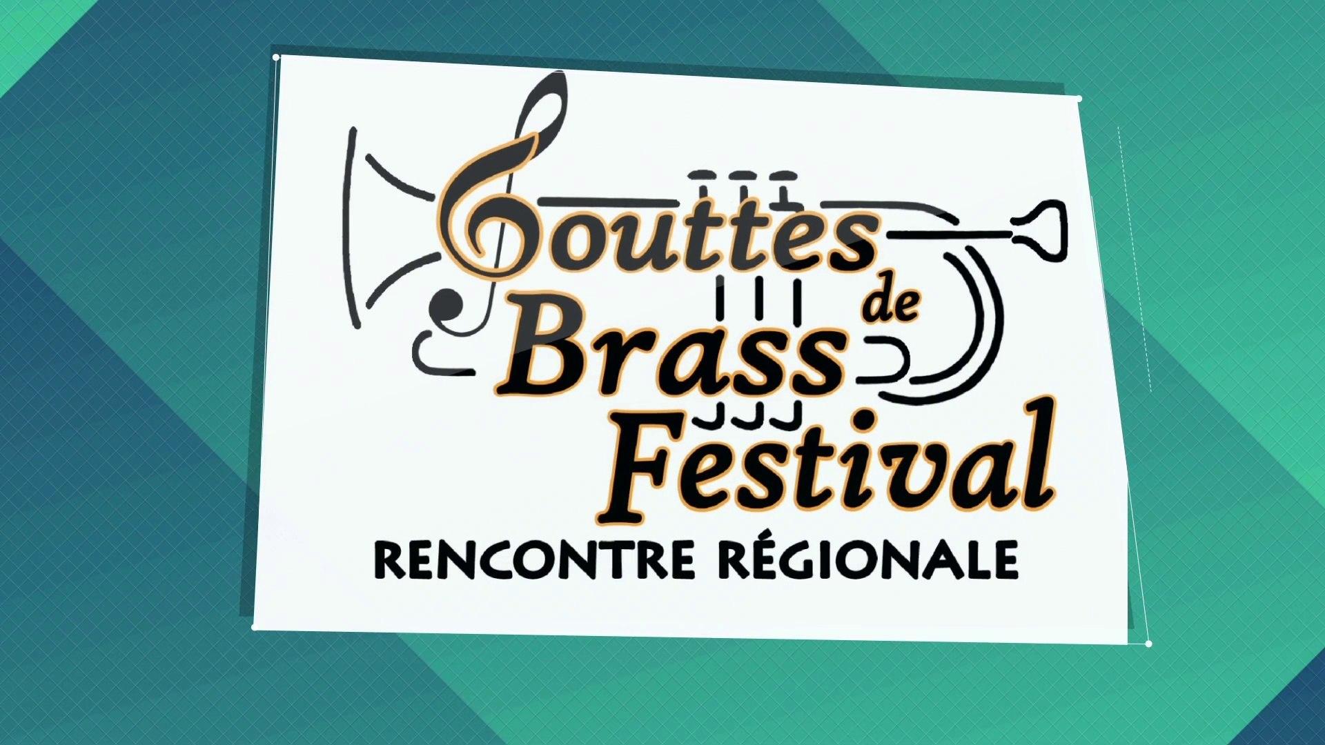 Rencontre régionale de Brass Band Gouttes de Brass Compilation