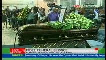 Raila Odinga's Brother, Oburu Odinga eulogizes Fidel Odinga 1