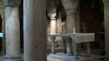 Chants dans la crypte de Saint Bénigne à DIJON