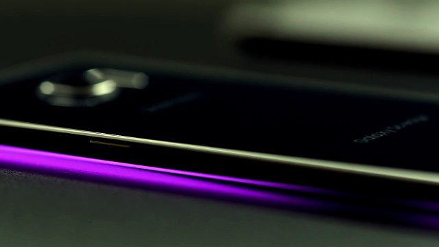 Galaxy S 6 v 6: Edge Display
