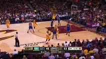 Matthew Dellavedova 3-Pointer _ Warriors vs Cavaliers _ Game 3 _ June 9, 2015 _ 2015 NBA Finals