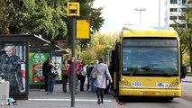 Buslijn 12 in Utrecht - Double articulated buses in Utrecht