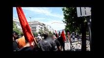 Αθήνα 23/5/2015 -  Αντιιμπεριαλιστική Πορεία προς τη Γερμανική Πρεσβεία...!
