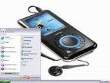 Add Playlists to Sansa MP3 Player - Windows Media Player 10