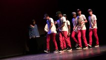 Hip Hop Netherlands National Dance Championships 2012 HipHop International INCREDIBLE KIDS varsity A