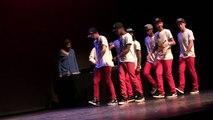Hip Hop Netherlands National Dance Championships 2012 HipHop International INCREDIBLE KIDS varsity A