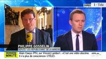 """TextO' : Vidéo de Vincent Lambert - Alain Claeys : """"Je suis plus que choqué, je suis bouleversé."""""""