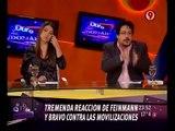 Duro de Domar - Comunicación telefónica con Aníbal Fernández 13-05-10