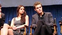 Vampire Diaries - Paleyfest 2010 - Paul Wesley / Nina Dobrev / Ian Somerhalder