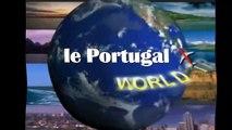Portugal Algarve la vieille ville de la station balnéaire d'Albufeira