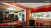 7 Hall St West Islip NY 11795 - Richard Bocchieri - Netter  Real Estate, Inc