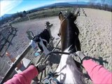 "Ma chute de cheval + ""explication"""