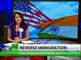 INDIA BUSINESS UPDATE 3 - Reverse Immigration-Indians Heading Back to India For Better