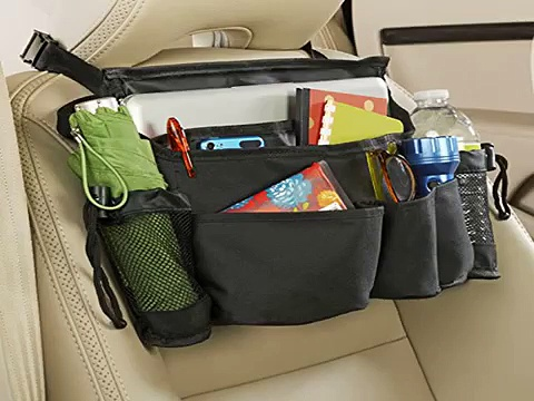 Details High Road SwingAway Car Seat Organizer ( XL )