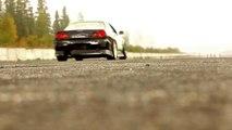 800HP+ 2JZ-GTE Nissan Skyline R34 GTT drifting
