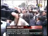 Ahmet Türk' e Yumruk Atildi !Bu yumruk pkk li şerefsizlere .