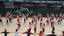 Gala de twirling Aliénor Danse du club juin 2015