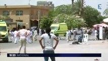 Égypte : le site de Karnak à Louxor visé par un attentat suicide
