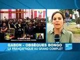 Bongo - obsèques: la Françafrique au grand complet