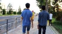 Electro Dance Video | Tajikistan (Dushanbe) |2014| Kazah Electro dancer with Company