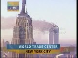 On-Site News Reporter Gives Eye Witness Testimony During 2nd Impact on 9/11  | NBC News LIVE