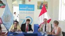 La ONU asegura que el estado peruano ya no viola los Derechos Humanos