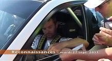 Rallye WRC - reconnaissances Bischwiller